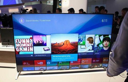 Sony, ultra ince 4K Android TV'lerin çıkış tarihi ve fiyat bilgisini açıkladı