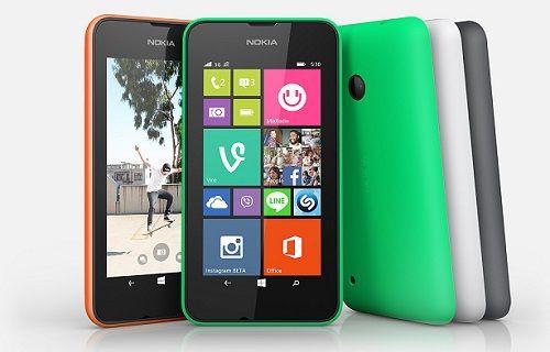 Microsoft giriş seviyesi Lumia cihazlar için güncelleme başlattı