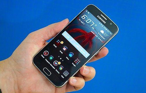 Galaxy S6 ve S6 Edge kullanıcıları 6 milyon tema indirdi