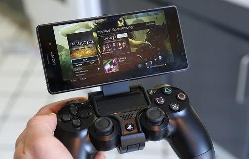 Sony Xperia Z3 + ve Z4 Tablet için DUALSHOCK 3 desteği sona erdi