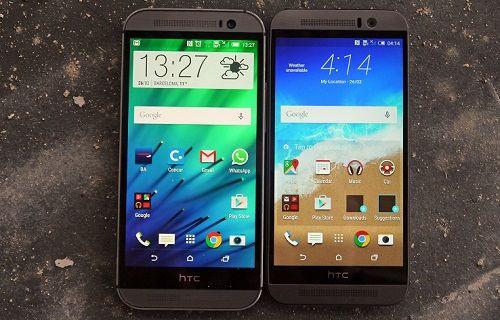 HTC One M9'un satış performansı One M8'in bir hayli gerisinde