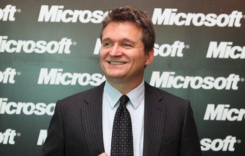 Microsoft Türkiye Genel Müdürü Tamer Özmen İngiltere'ye atandı