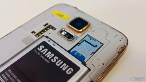 Samsung'un yeni pil teknolojisi ile Galaxy S6'ya 4000 mAh pil sığabilecek