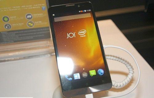 İşte Intel Atom X3 işlemcili ilk akıllı telefon: JOI Phone 5