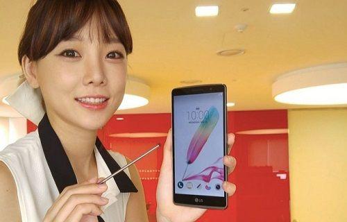 LG G4 Stylus satışa çıkıyor