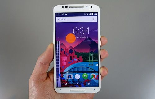Motorola Moto G 2015'in basın görüntüsü yayınlandı