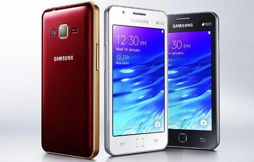 Samsung'un bir sonraki Tizen akıllı telefonu Z3 olacak