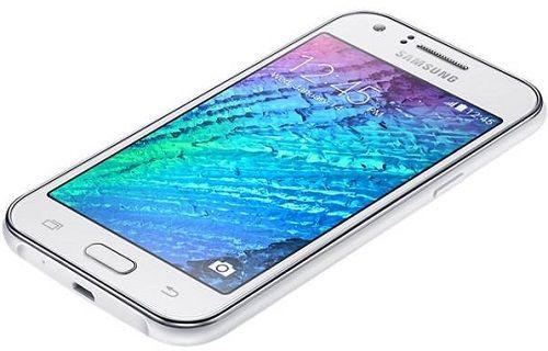 Samsung Galaxy J2 kriter testinde ortaya çıktı