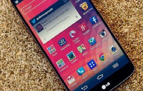 LG G2 Android 5.1.1 güncellemesine dair ilk bilgiler geldi