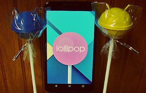 Google'a Android Lollipop şikayeti yağıyor!