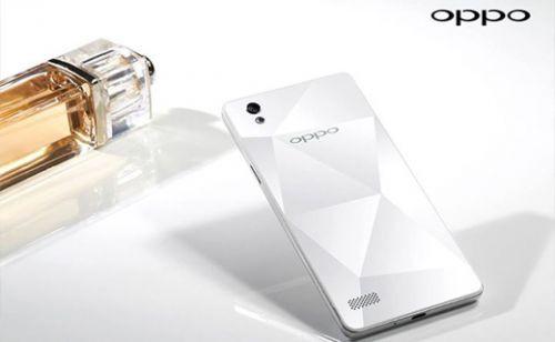 Oppo'dan yeni akıllı telefon Oppo Mirror 5S!
