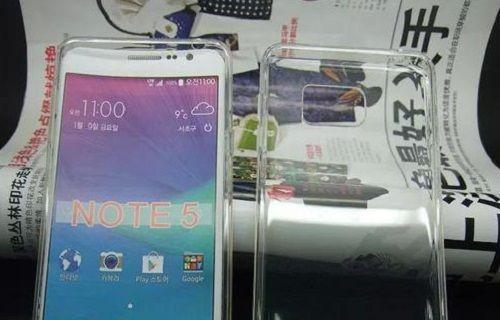 Galaxy Note 5 sızıntıları sürüyor