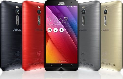 Asus ZenFone 2 Android 5.1 güncellemesi çok yakında