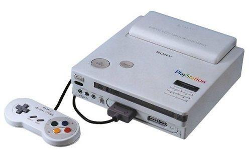 Sony ve Nintendo tarafından geliştirilen ilk PlayStation'a ait görüntüler yayınlandı