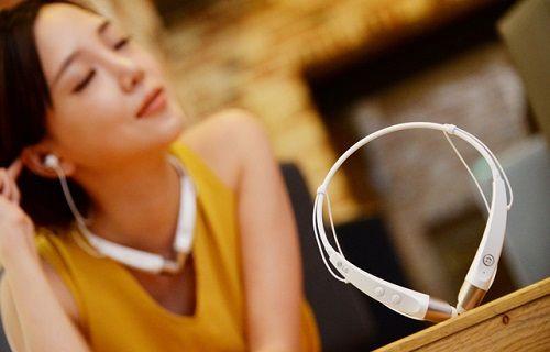 LG'den kadınlara özel Bluetooth kulaklık: LG TONE+ HBS-500 Mini