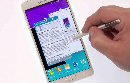 Galaxy Note 5'te PDF yazma özelliği yer alacak