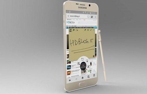 Galaxy Note 5'in nihai tasarımını gösteren video ve render'lar yayınlandı