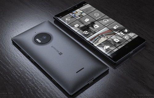 Göz dolduran Lumia 940 konsepti