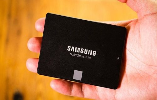 Samsung'dan 2TB'lık SSD sürücüler