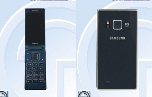 Samsung, Snapdragon 808 ve USB Type-C portuna sahip kapaklı bir telefon hazırlıyor