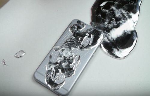 iPhone 6'ya çılgın bir test daha!
