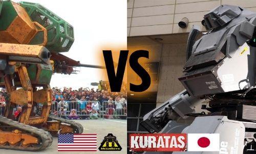 ABD ve Japonya karşı karşıya geliyor! Video