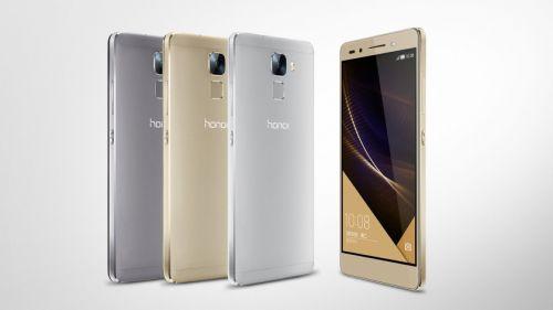 Huawei Honor 7 iki dakikada tükendi!