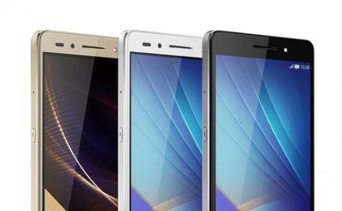 Huawei Honor 7 Plus sızdırıldı (Video)