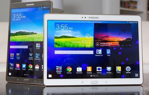 Samsung Galaxy Tab S 2 ve Galaxy Tab E'nin fiyat bilgisi geldi