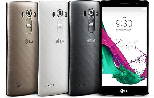 LG G4 Beat artık resmi
