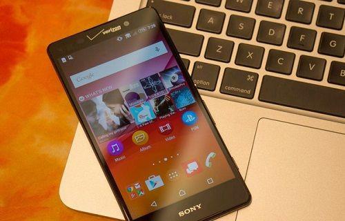 Quad HD ekranlı Xperia Z4v satışa çıkıyor