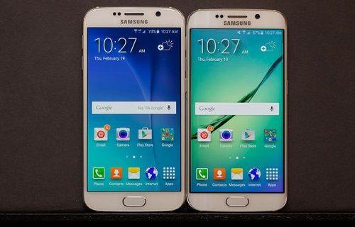 Galaxy S6 ve S6 Edge Android 5.1.1 güncellemesi Türkiye'de