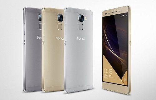 İnanılır gibi değil! Huawei Honor 7 sadece bir hafta 9 milyon ön sipariş aldı
