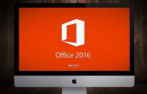 Mac için Office 2016 artık satın alınabilir