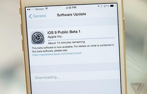 iOS 9 Ön İzleme Sürümü yayınlandı peki yeni ne var?