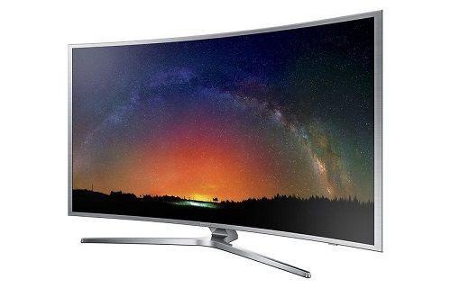 Samsung'dan Tizen'le çalışan kavisli Ultra HD TV: Samsung UE40S9
