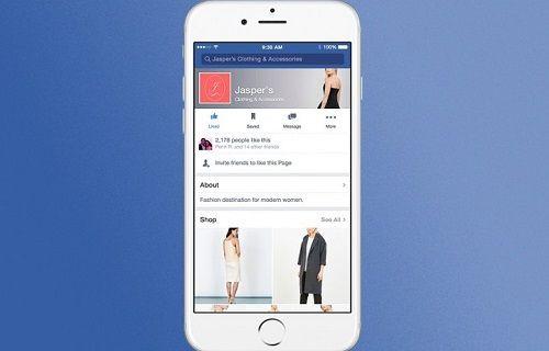 Facebook çevrimiçi mağazalarda 'Satın Al' butonunu test ediyor