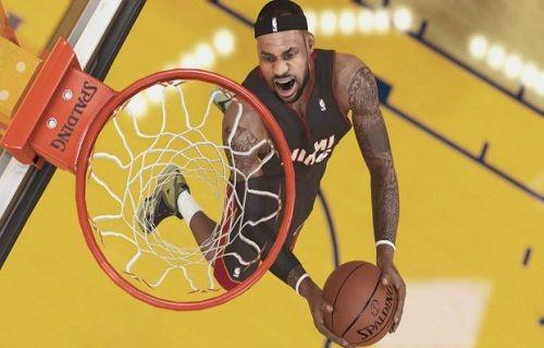 Merakla beklenen oyun NBA 2K16 ön siparişe açıldı