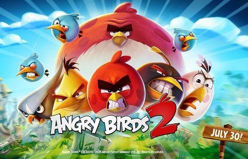 Rovio: Angry Birds 2 Windows Phone için yayınlanmayacak