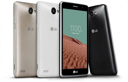 LG'den uygun fiyatlı akıllı telefon: LG Max