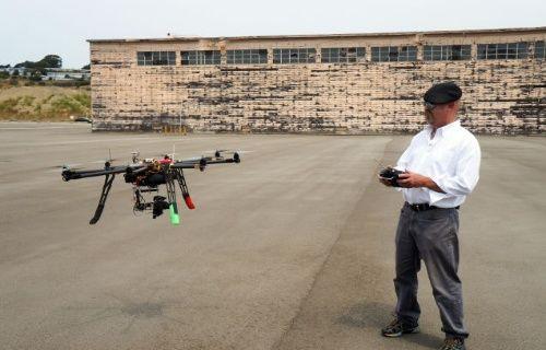 Drone'lar insanı öldürebilir mi? Video