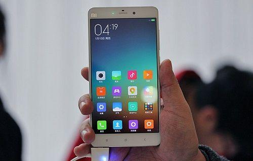 İnce çerçeveleriyle dikkat çeken Xiaomi Mi 5 ortaya çıktı