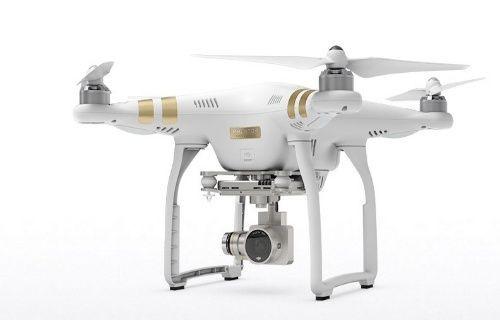 Kaza yapan Drone'a Drone'lu kurtarma operasyonu! Video