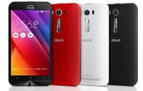 ASUS, Zenfone 2 Deluxe ve Zenfone 2 Laser isimli telefonlarını duyurdu