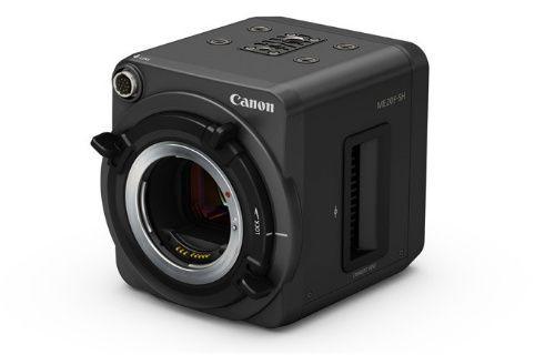Canon 4.000.000 ISO değerine sahip üstün özellikli kamerasını tanıttı!