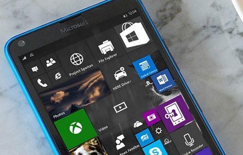 Microsoft, Windows 10'a yükselteceği ilk Lumia cihazları açıkladı