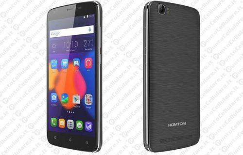 6.250mAh pile sahip akıllı telefon: Doogee Homtom HT6