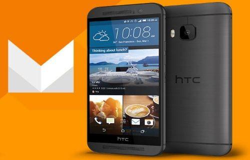 Android M, HTC One M9 ve One M9+ için resmen onaylandı!