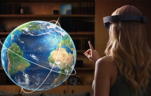 Microsoft'un HoloLens'i gelecek yıl son kullanıcıyla buluşacak!