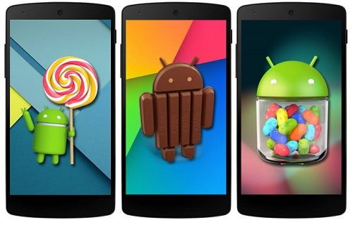 Google, Android sürümleri kullanım oranlarını açıkladı